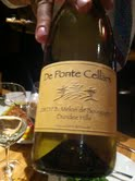 De Ponte Cellars Melon de Bourgogne