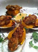 Pan Fried Naked Cowboy Oysters